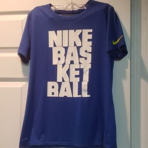 Nike Basketball Dri-Fit T-Shirt